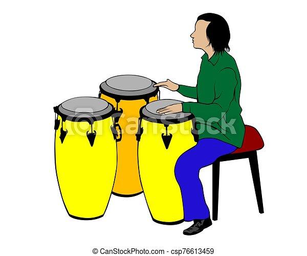 道具, 打楽器 - csp76613459