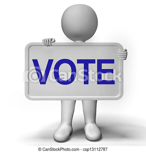 選択, 印, オプション, 投票, 投票, ∥あるいは∥, ショー - csp13112787