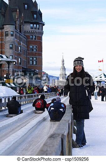 都市, ケベック - csp1509256