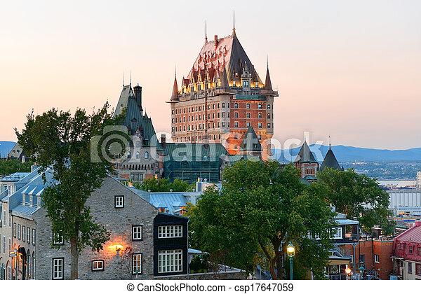 都市, ケベック - csp17647059