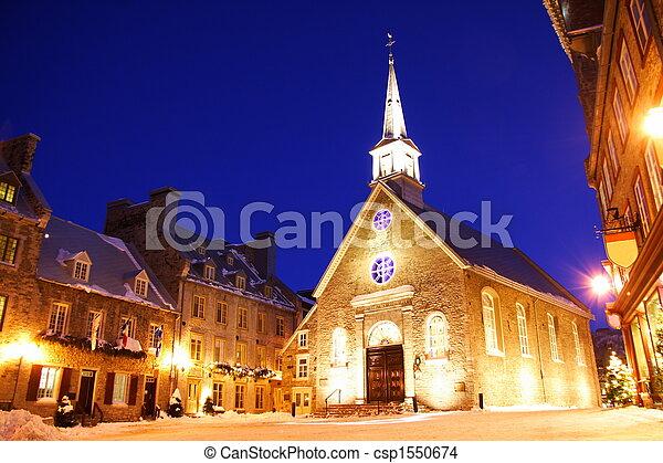 都市, ケベック - csp1550674