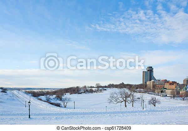 都市, ケベック - csp61728409