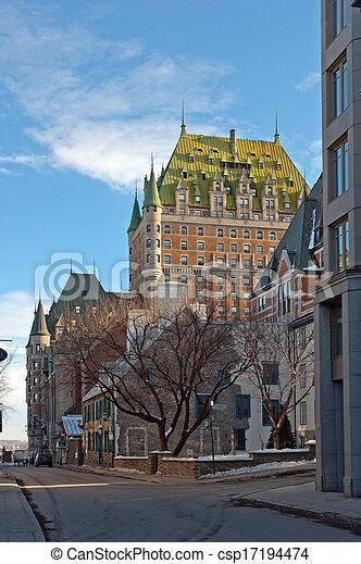 都市, ケベック - csp17194474