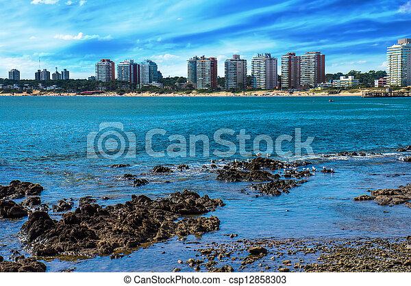 都市, 浜 - csp12858303