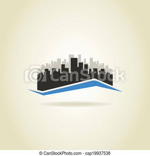 都市 - csp19937538