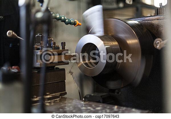 重, 工業 - csp17097643