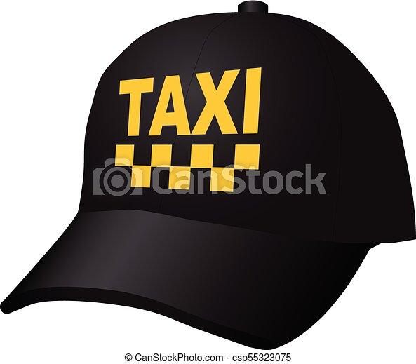 野球帽 運転手 タクシー テキスト 帽子 運転手 野球