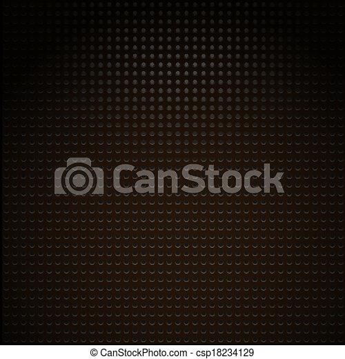 金属の格子 - csp18234129
