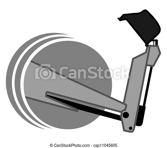 金屬手臂 - csp11045605