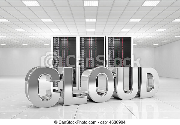鉻, 數据中心, 雲 - csp14630904