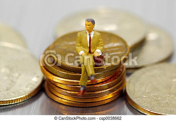 銀行業 - csp0038662