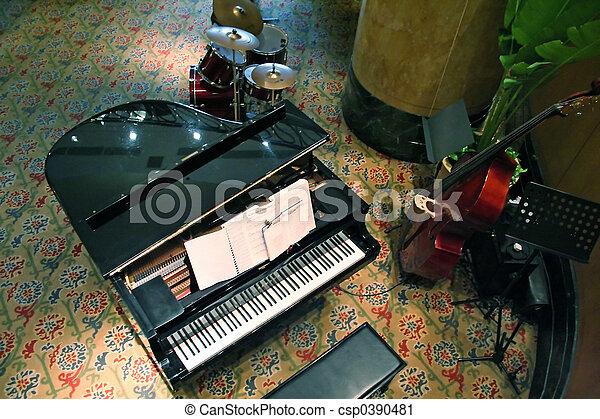 鋼琴 - csp0390481
