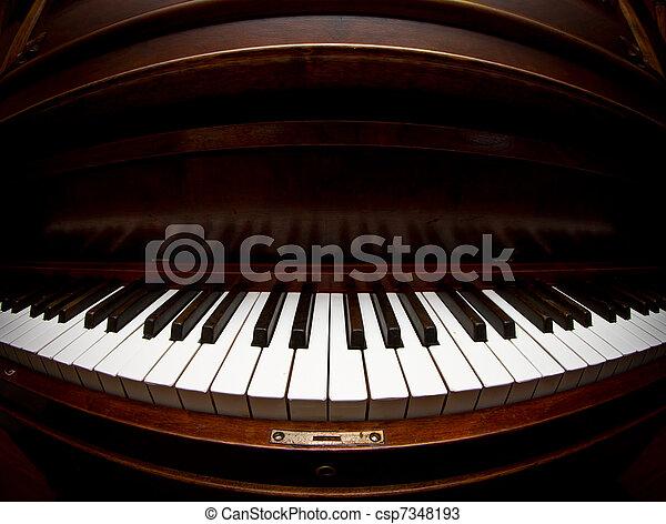 鋼琴 - csp7348193