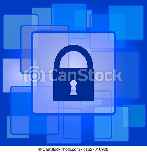 錠, アイコン - csp27010928