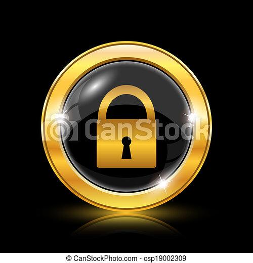 錠, アイコン - csp19002309