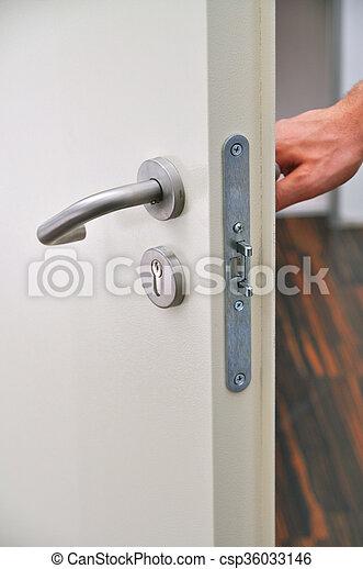門把手 - csp36033146