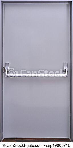 門, 緊急出口 - csp19005716