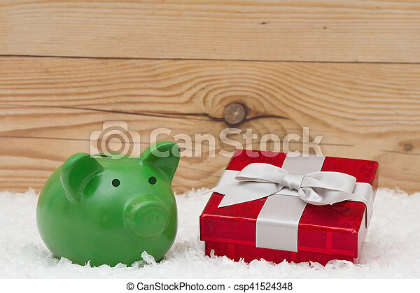 開支, 圣誕節時間 - csp41524348