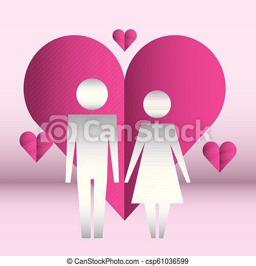 関係をもちなさい, 保護, 家族 - csp61036599