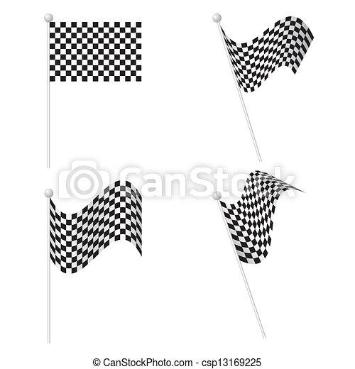 集合, 旗, 交替變換 - csp13169225