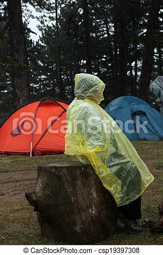 雨 - csp19397308