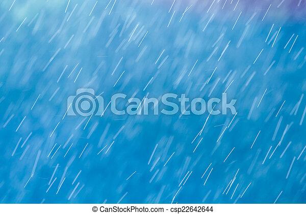 雨 - csp22642644