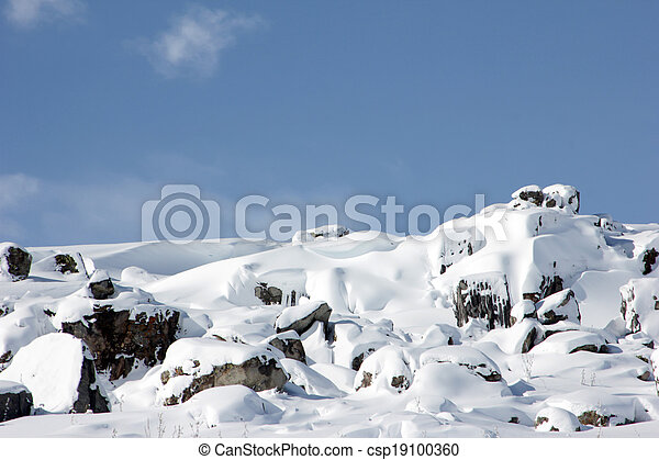 雪 - csp19100360