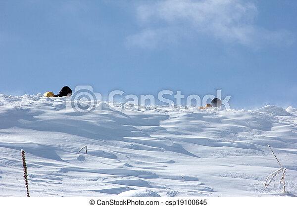 雪 - csp19100645