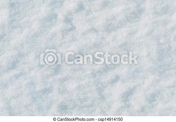 雪, 背景, seamless - csp14914150