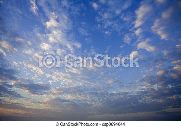 雲 - csp0694044