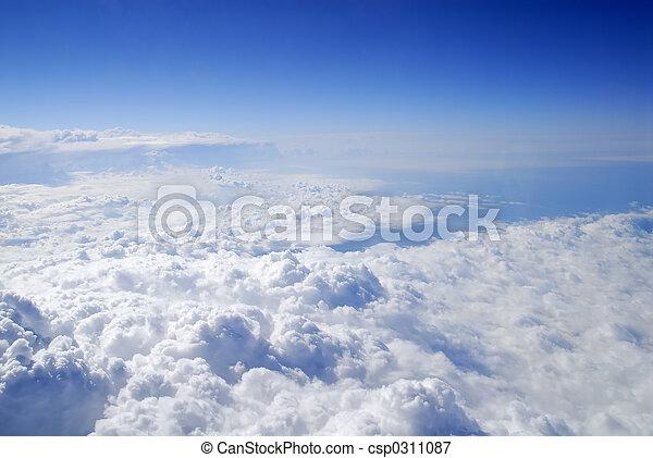 雲 - csp0311087