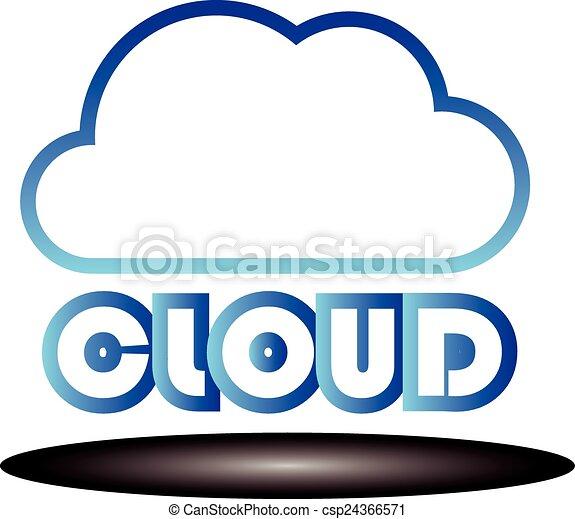 雲 - csp24366571