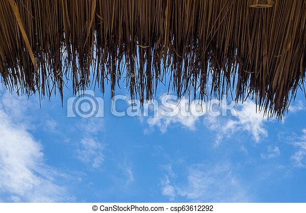 雲, 空 - csp63612292