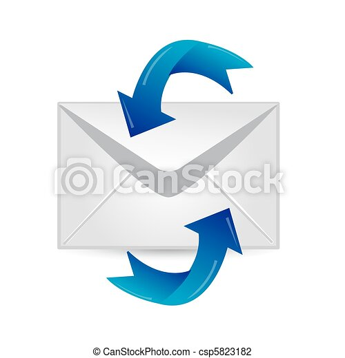 電子メール - csp5823182