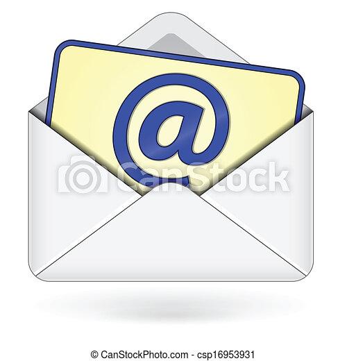 電子メール - csp16953931
