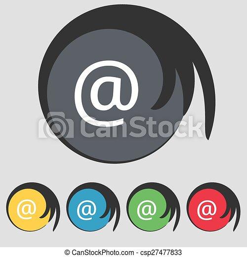 電子メール - csp27477833