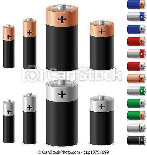 電池, セット - csp10731699
