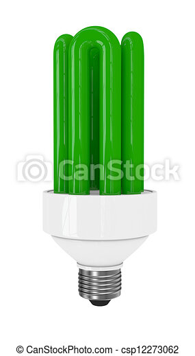 電球, エネルギー, セービング - csp12273062