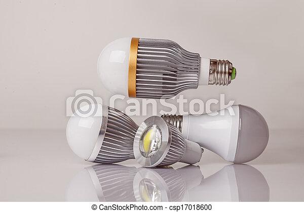 電球, リードした - csp17018600