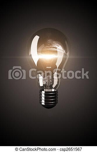 電球 - csp2651567