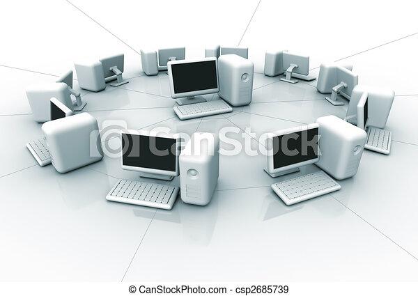 電腦網路 - csp2685739