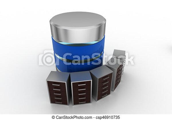 電腦網路, 服務器 - csp46910735