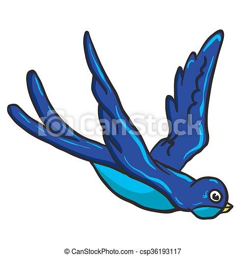 青い鳥 - csp36193117