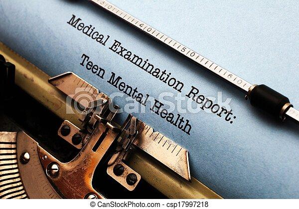 青少年, 健康, 精神 - csp17997218