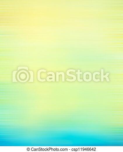 青, 背景。, 芸術, 生地, texture:, 抽象的, textured, 背景, 黄色, パターン, ペーパー, /, フレーム, 型, グランジ, 古い, ボーダー, デザイン, 手ざわり - csp11946642