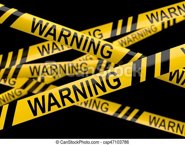 非常線, 警告, テープ, テキスト. 非常線, テキスト, 隔離された, 警告 ...