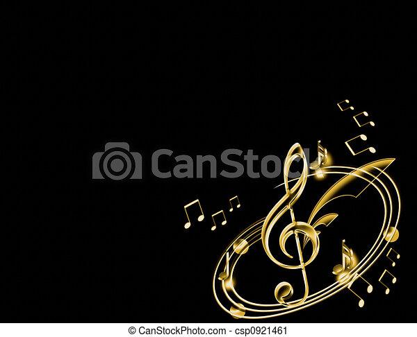 音楽 - csp0921461