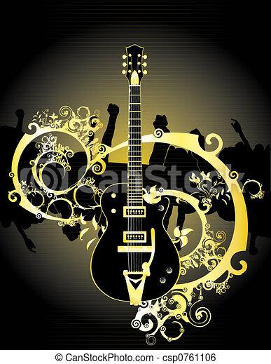 音楽 - csp0761106
