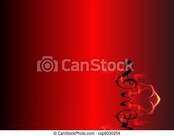 音楽 - csp9330254