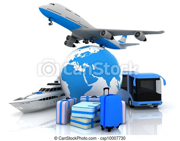 類型, 運輸, 航班 - csp10007730